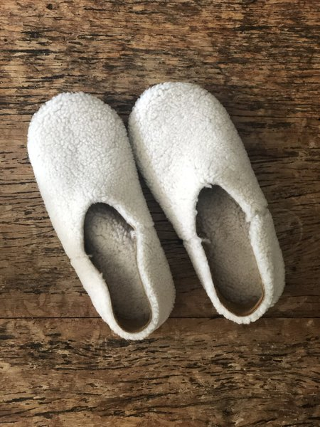 STUDIO MINIMALE Cocoon Slippers - Cloud