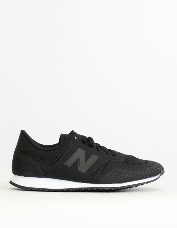 New Balance Women's 420 70s Running Collection Sneaker Black
