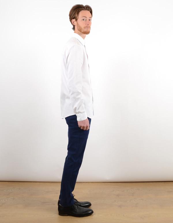 Men's No Nationality Sean Shirt White