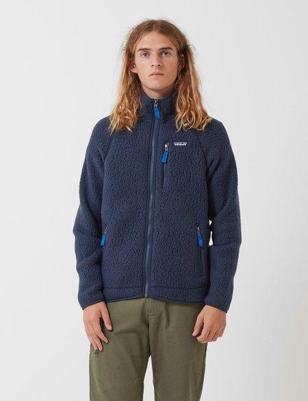 Patagonia Retro Pile Jacket - New Navy Blue