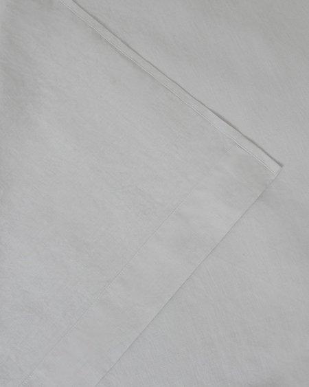 Shop Sunday Morning Marcel Linen Sheet Set - Glacier