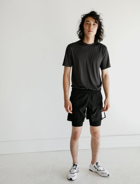 Satisfy Justice Trail 10 Shorts - Black