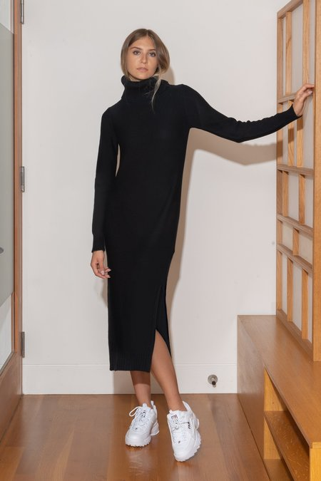 MILA ZOVKO KAI Dress - Black