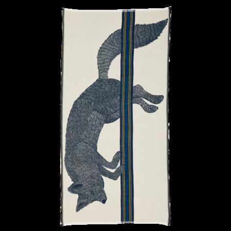 Inouitoosh Soto Scarf - Light Grey/Navy