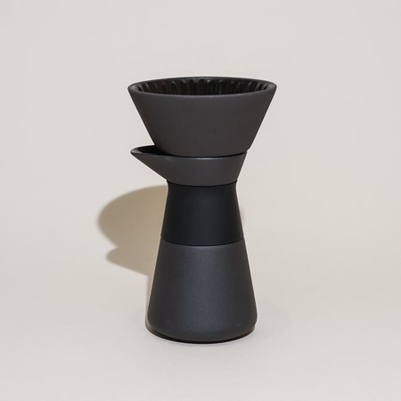 Stelton Theo Coffee Maker - black