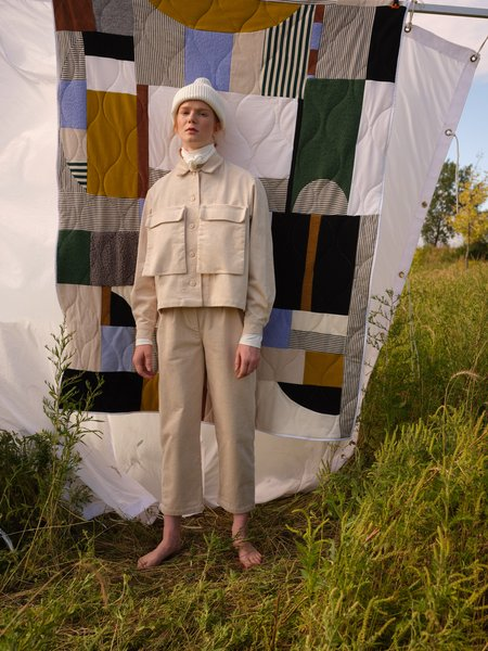 Odeyalo LE POINT VISIBLE quilted blanket #3
