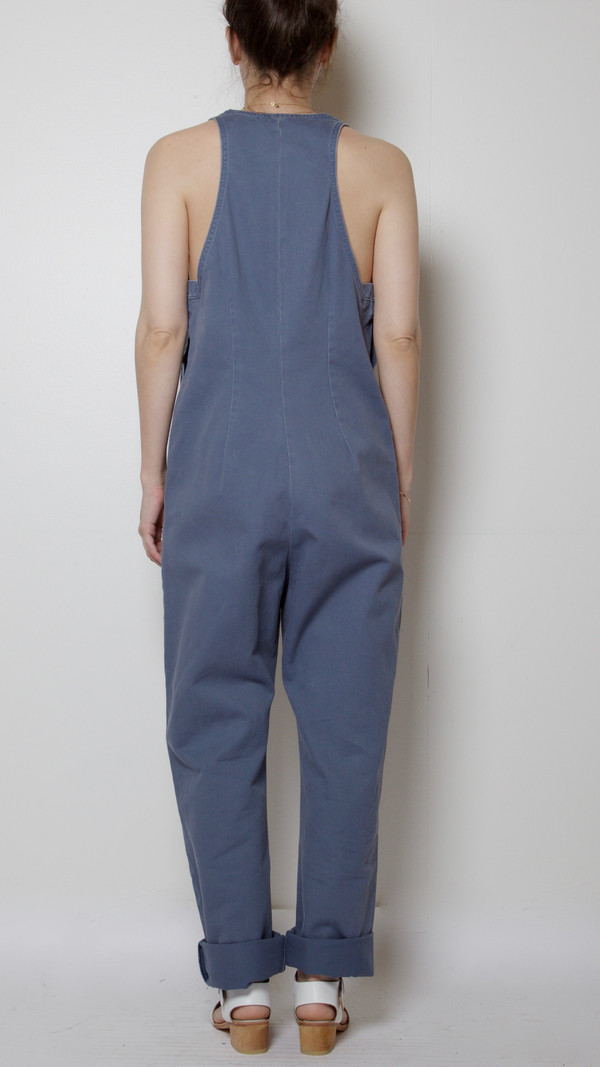 Rachel Comey Buxton Jumpsuit in Slate