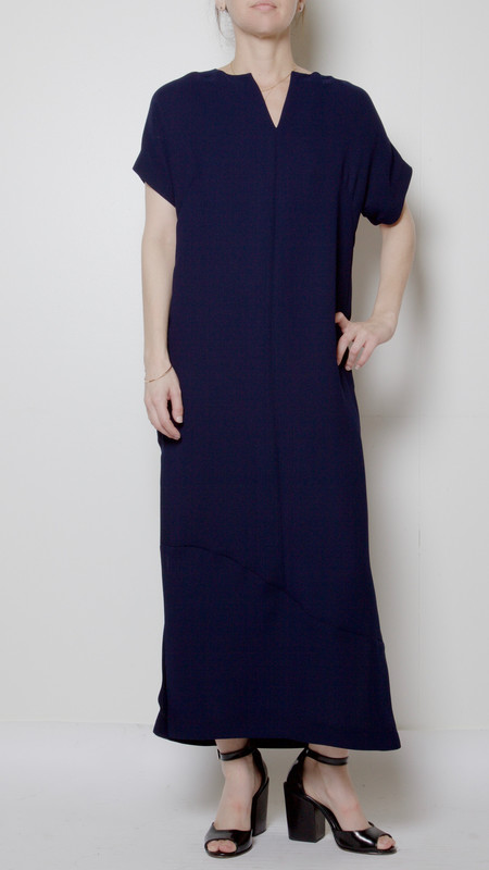 Rachel Comey Lithic Dress in Navy
