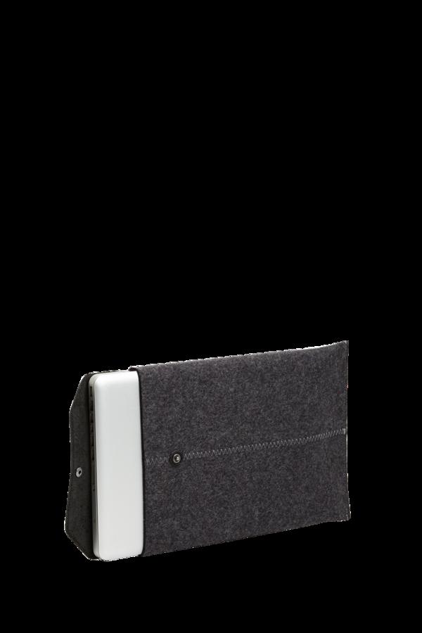 "MacBook Pro sleeve charcoal 13"""