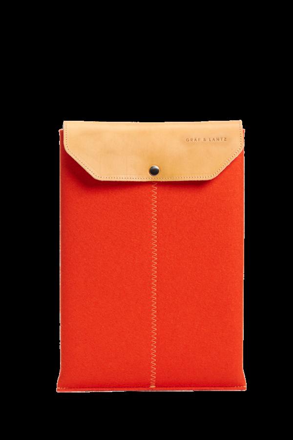"MacBook Pro sleeve orange 15"""