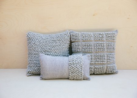 Territory Nube Pillow Cover - Grey