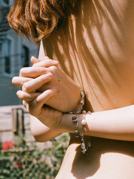 Pamela Love Collector Bracelet - Sterling Silver/Freshwater Pearls