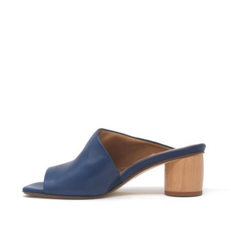 Miista Albarca Sandals - Denim Blue