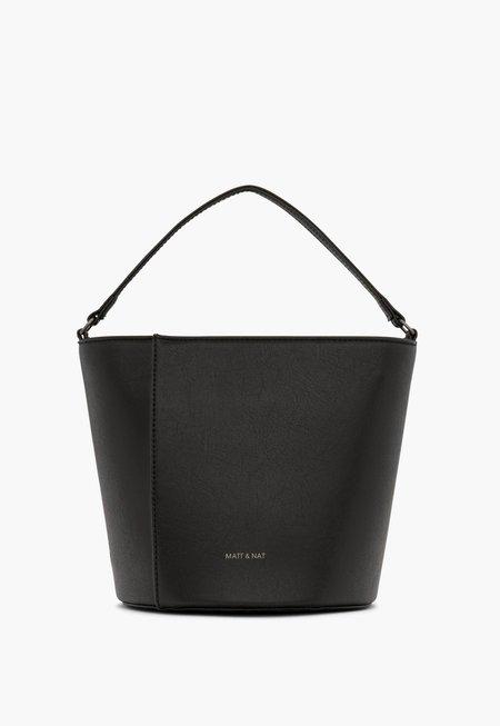 Matt & Nat Orr Crossbody Bucket Bag - Black