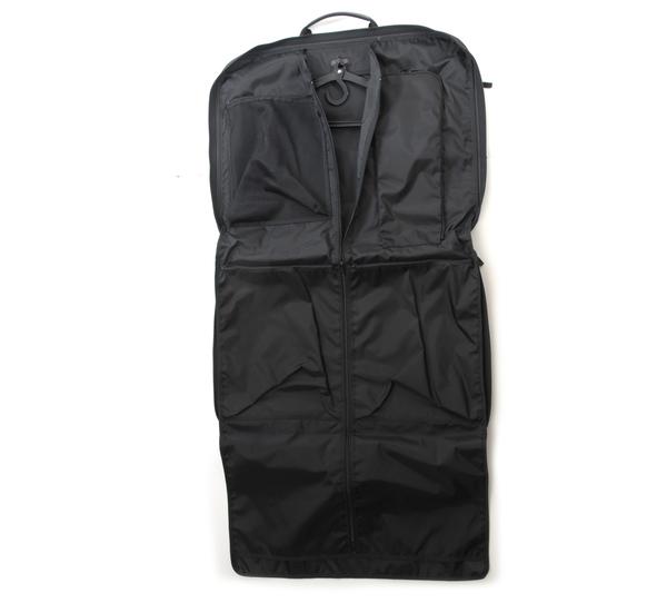 Black Clip Garment Case by Porter