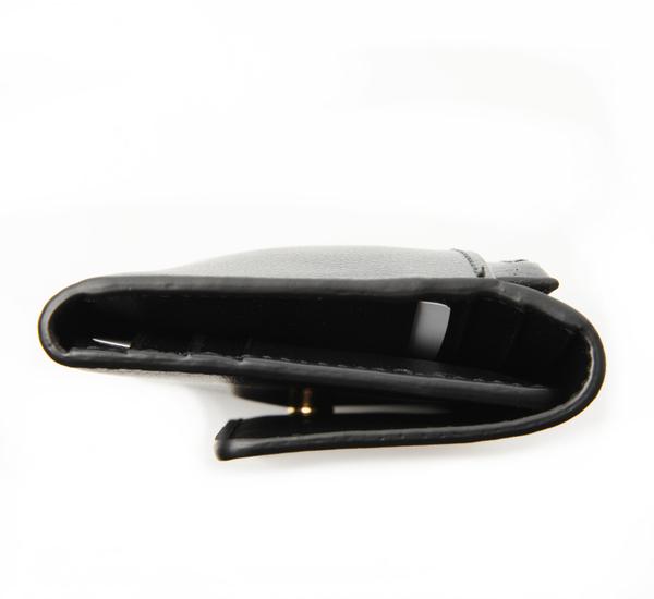 Steve Mono Black 07/2 Wallet