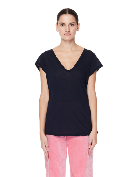 James Perse Blue Supima Cotton T-Shirt