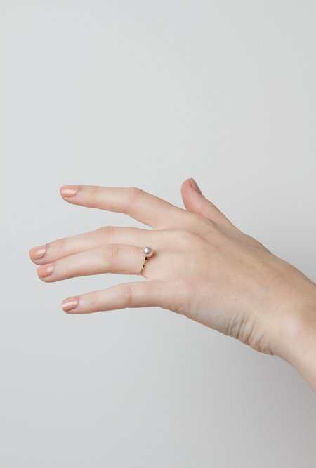 MIE Collection Moonlit Ring