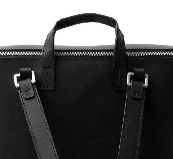 Bonastre Black Backpack Packet