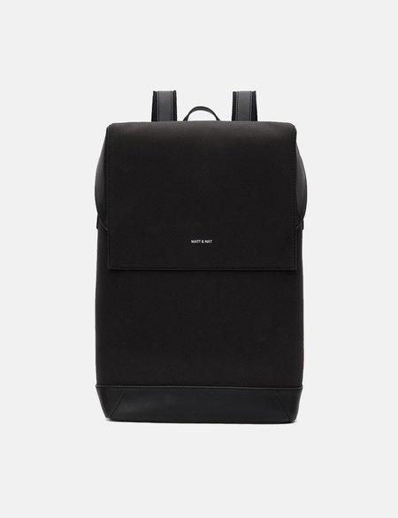 Matt & Nat Hoxton Backpack - Black