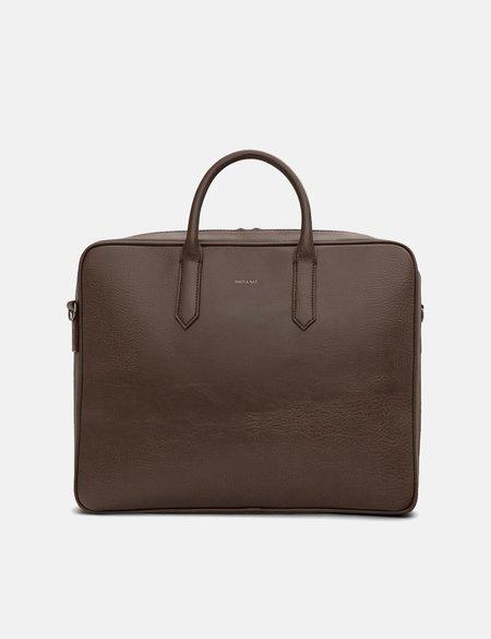 Matt & Nat Tom Briefcase - Chestnut Brown