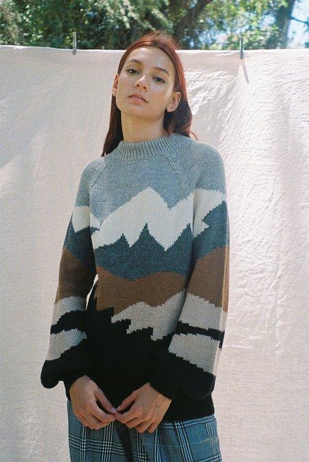 Solosix Chamonix Pullover - Stripe