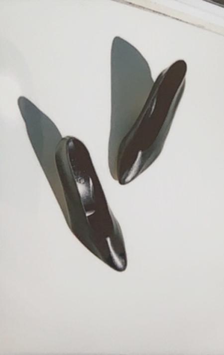 Martiniano Party Pump - Black