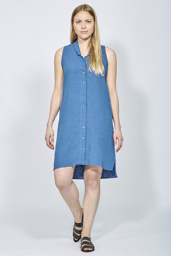 Ilana Kohn Eibel Dress Indigo