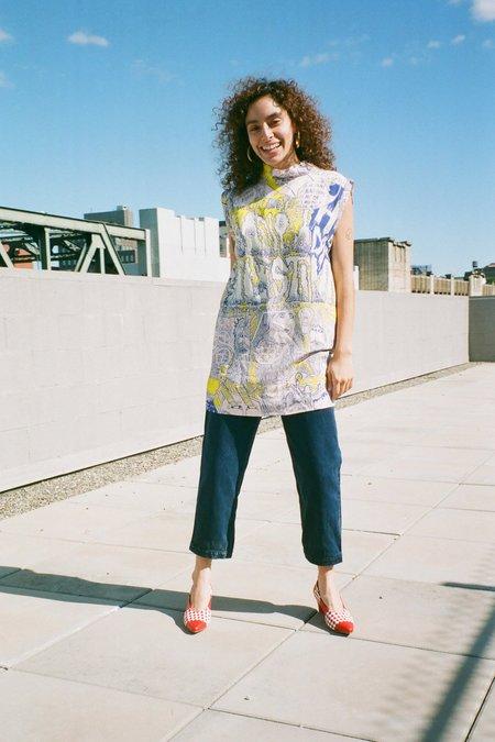 Rachel Comey Ellis Dress - Pink Chatter