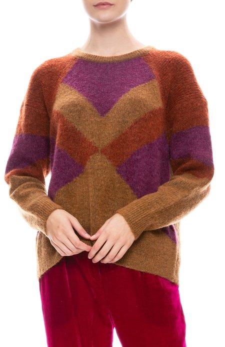 MKT STUDIO Koumad Multi Knit Sweater - MULTI