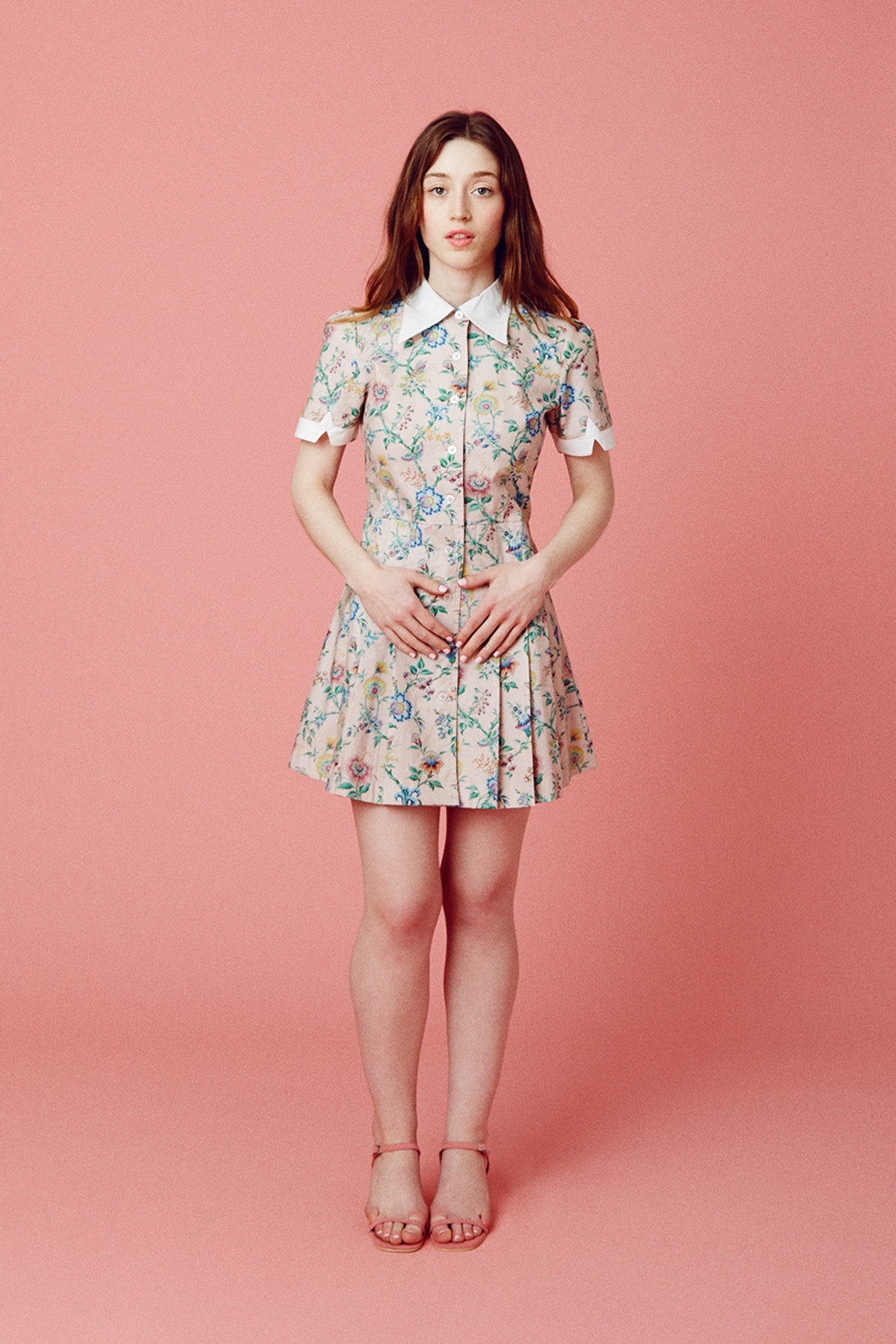 Wallflower Dress