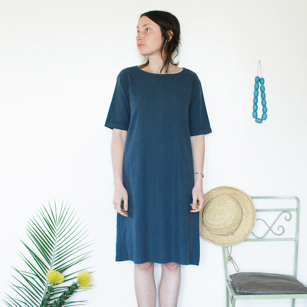 Me & Arrow Tall Dress - UltraMarine