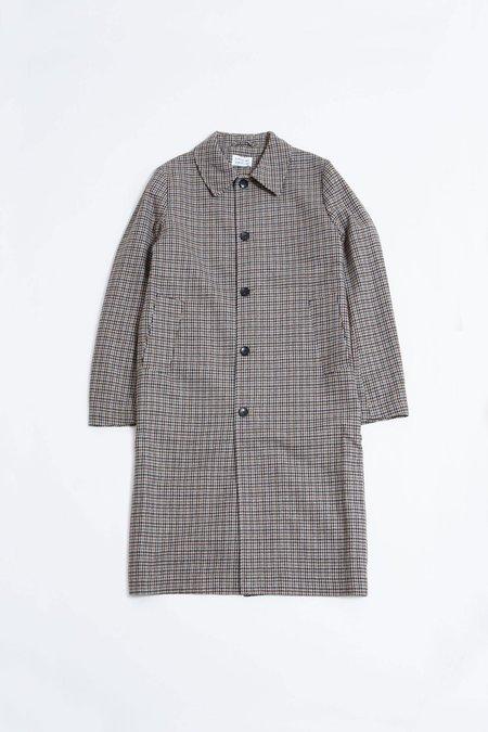 Libertine Libertine World Coat - navy/brown/grey
