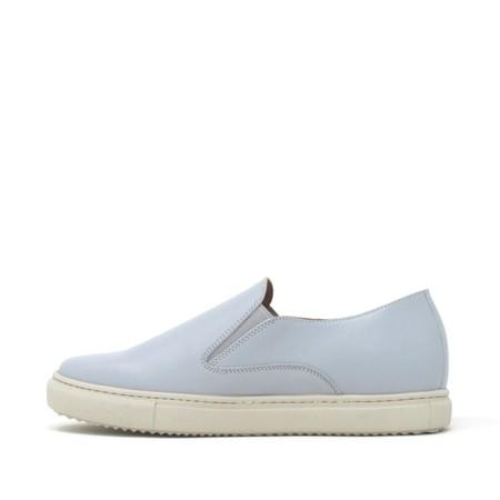 Anthology Paris Jim Slip-On Shoes - Azure Blue