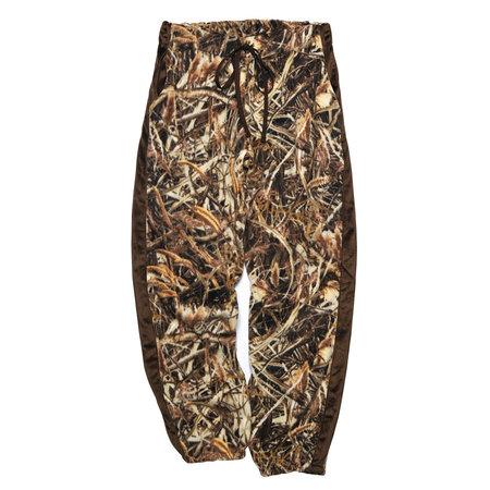 Monitaly Kog Risu Fleece Pants - Marsh Camo