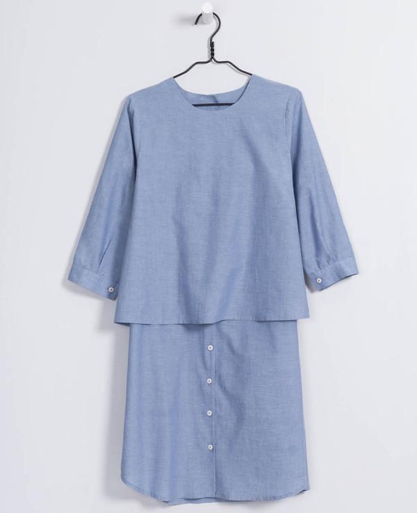 Kowtow Story We Tell Dress