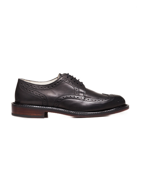 Robert Clergerie Womens Roell Oxford - Black
