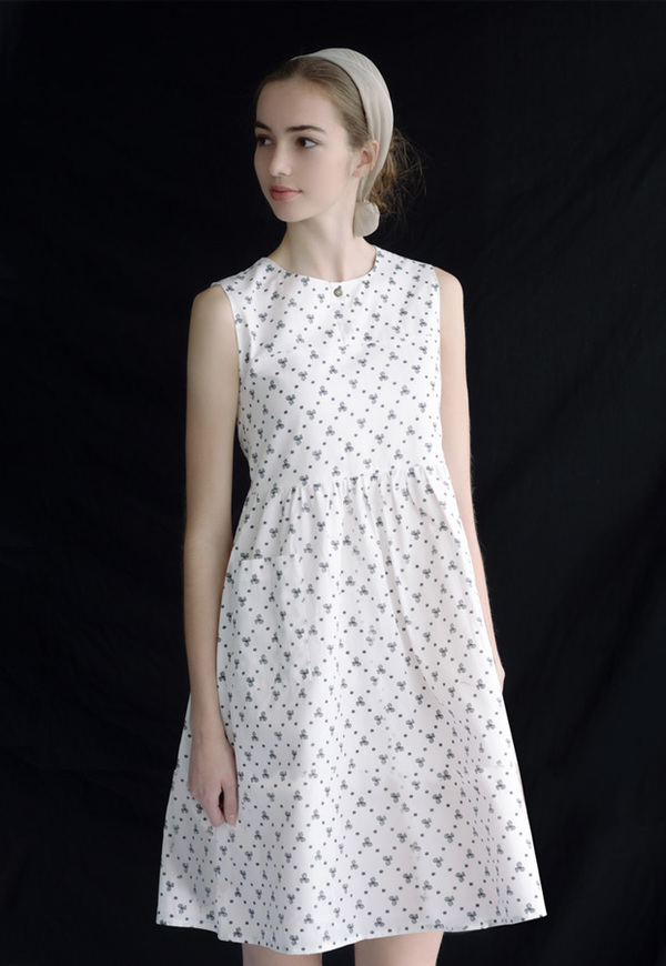 Vestige Story Ambrosia Print Dress