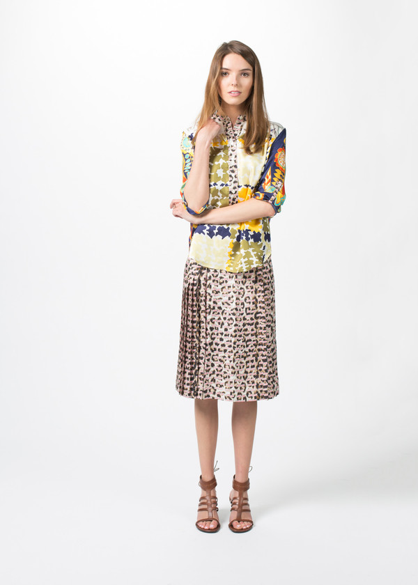 La Prestic Ouiston Sagan Skirt