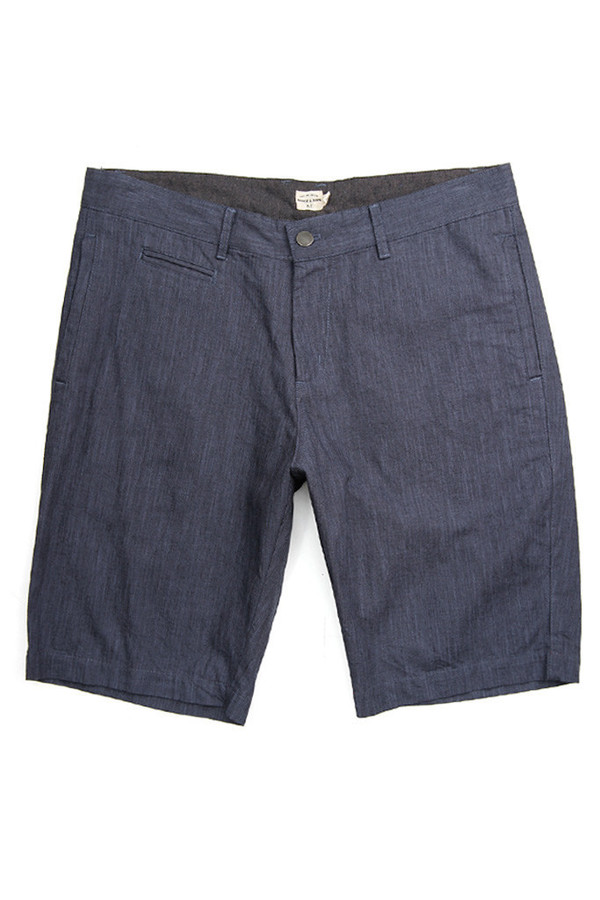 Men's Bridge & Burn Camden Short in Steel Blue