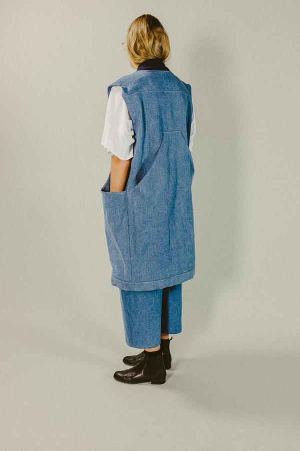 the general public pigeon vest