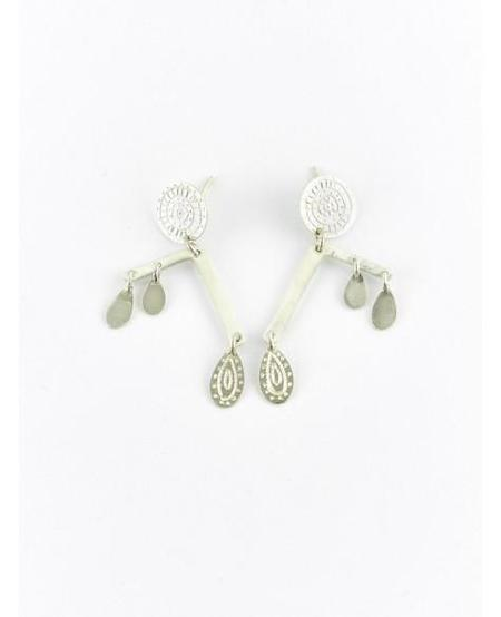 Ombre Claire BOUCLES EQUILIBRE earrings