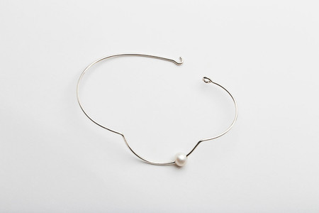 Vibe Harslof Anklet 1 - Pearl