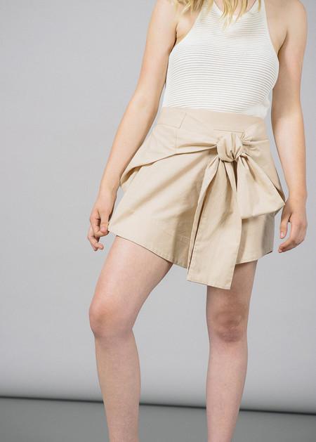Rachel Comey Arroyo Front Tie Short