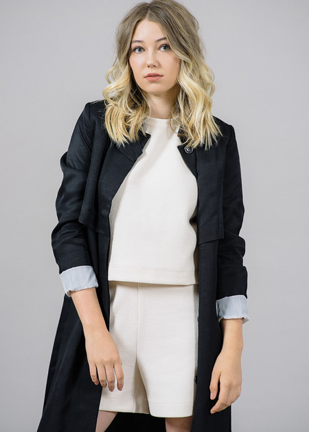 Whyred Kate Long Trench Coat