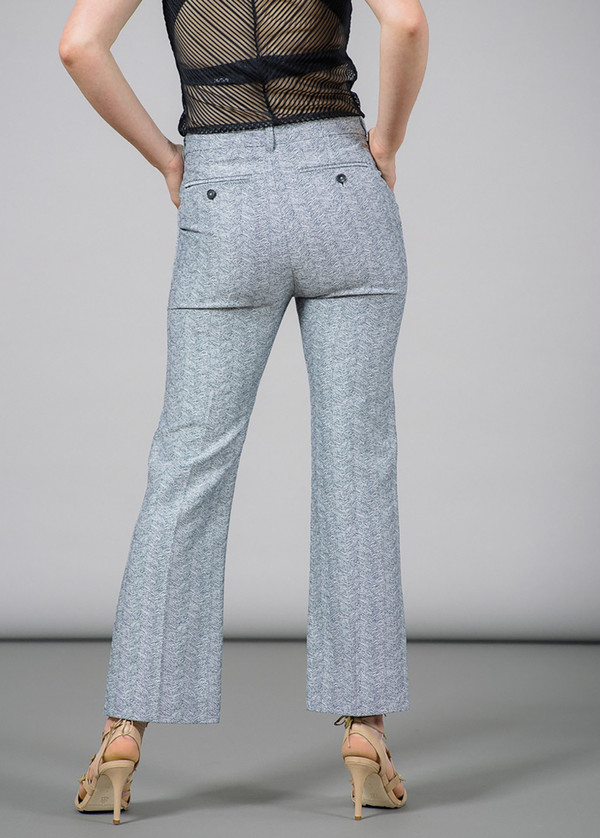 Whyred Lolo Herring Slightly Flare Pant