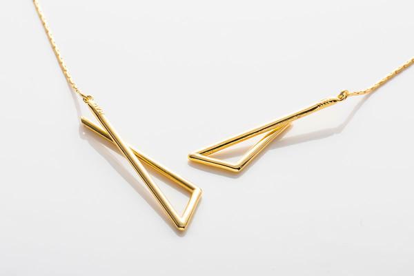 Mau Mini Interlocking Necklace