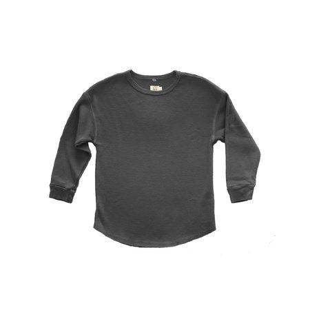 KIDS nico nico Zen Thermal T-Shirt - Gravel