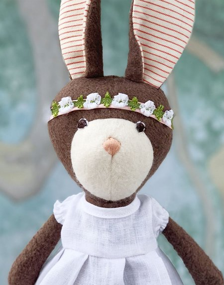 Kids Hazel Village Zoe the Fancy Rabbit Doll