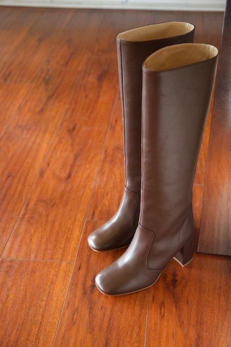 Maryam Nassir Zadeh Lune Boot in Sedona Calf